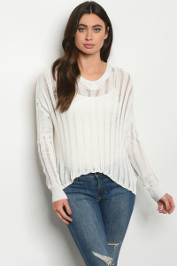 S12-4-3-T0102 IVORY TOP 3-2-1