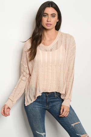S12-12-3-T0102 BLUSH TOP 3-2-1