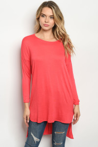 S21-9-4-T33405 CORAL TOP 2-2