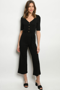 S15-9-3-J6814 BLACK JUMPSUIT 2-2-2