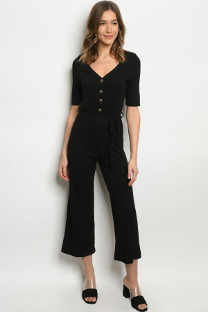 S14-9-1-J6814 BLACK JUMPSUIT 2-2-1