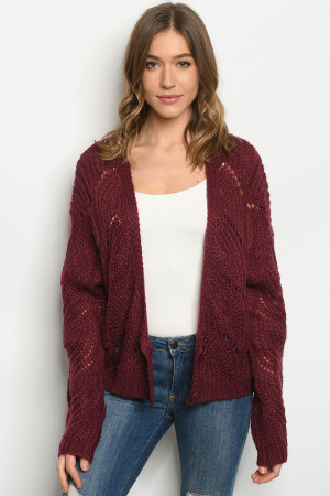 S12-7-2-S181727 BURGANDY SWEATER 3-3