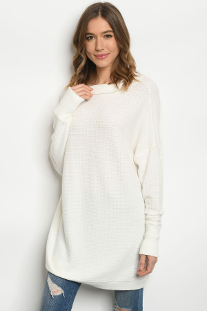 S13-3-2-S170270 IVORY SWEATER 3-3