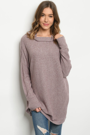S18-8-3-S170270 MAUVE SWEATER 3-3