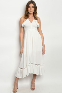 S9-9-1-D9249 OFF WHITE DRESS 3-2-1