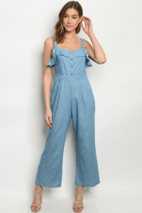 S9-8-1-J49225 LIGHT BLUE JUMPSUIT 2-2-2