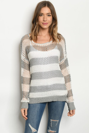 S7-3-1-S0101 IVORY GREY SWEATER 4-2