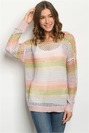 S9-7-3-S0101B MULTICOLOR SWEATER 4-2
