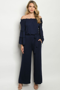 S22-4-3-J30448 NAVY JUMPSUIT 2-2-2