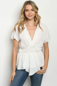 S24-8-1-T18197 OFF WHITE TOP 3-2-1