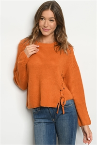 S25-8-1-S1003 RUST SWEATER 3-3