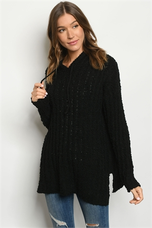 S8-12-4-SMC1079 BLACK SWEATER 2-2-2