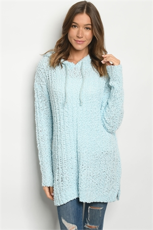 S8-12-4-SMC1079 LIGHT BLUE SWEATER 2-2-2