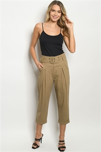 S15-5-2-P2137 TAUPE PANTS 2-2-2