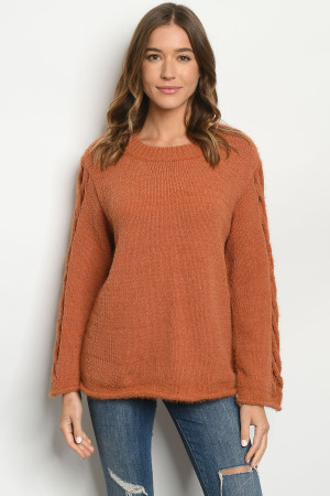 S11-7-1-S11980 RUST SWEATER 3-3