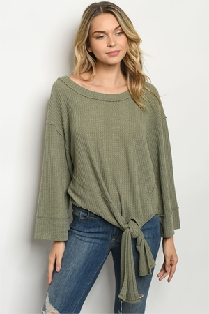 S11-7-3-T181678 OLIVE TOP 3-3