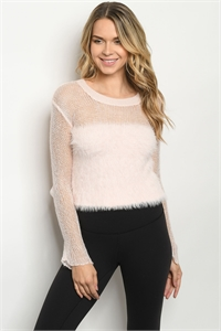S18-5-3-T0102 BLUSH TOP 3-2-1
