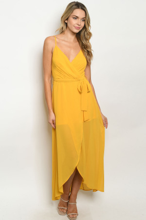 SA4-00-3-J59777 YELLOW JUMPSUIT 2-2-2