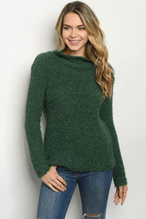 S2-9-1-S1175 GREEN SWEATER 3-3