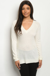 S22-13-4-S6723 IVORY SWEATER 2-2-2