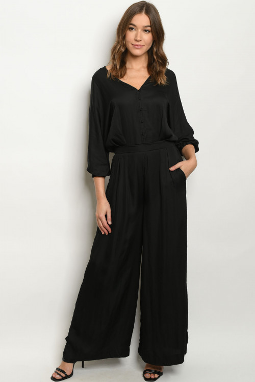 S23-12-2-J70091 BLACK JUMPSUIT 4-2-1