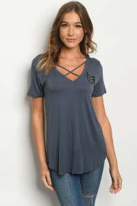 S9-20-2-T5030 TEAL TOP 2-2-2