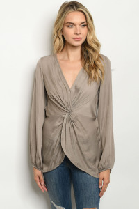 S14-10-4-T15029 OLIVE TOP 3-2-1