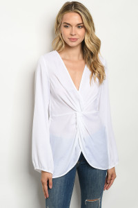 S14-10-4-T15029 OFF WHITE TOP 3-2-1