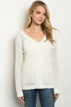 S18-12-1-S1176 IVORY SWEATER 4-3