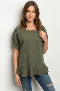 S5-1-3-T946 OLIVE TOP 2-2-2