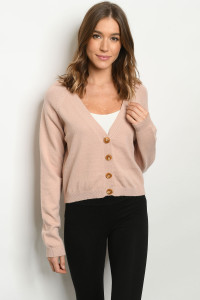 S11-3-1-T4530 BLUSH SWEATER 3-2-1