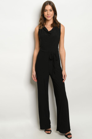 S14-1-2-J2710 BLACK JUMPSUIT 2-2