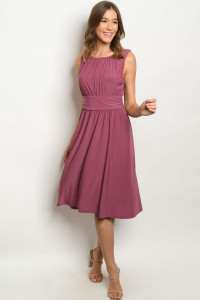 S11-7-1-D16272 GRAPE DRESS 2-2-2