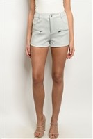 S10-13-1-S60115 LIGHT GRAY SHORTS 3-2-1  ***WARNING: California Proposition 65***