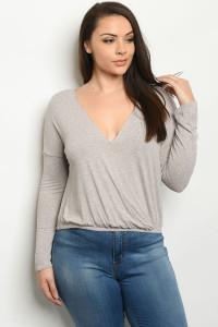 S15-12-3-T3029X BLUSH PLUS SIZE TOP 2-2-2