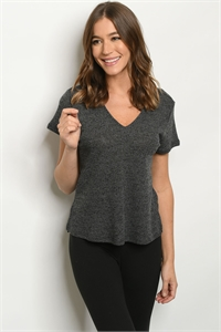 S18-12-1-T1736 CHARCOAL TOP 1-2-1