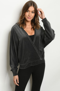 S19-10-2-S12470 CHARCOAL SWEATER 2-1-1