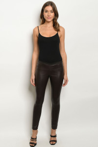 S15-12-1-P9019 BROWN PANTS 1-2  ***WARNING: California Proposition 65***