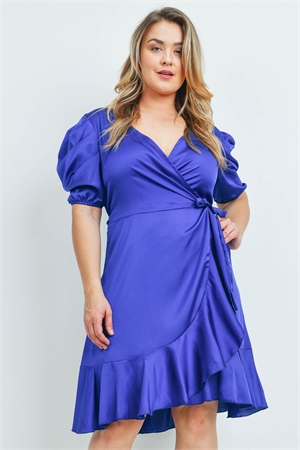 C48-A-1-D2328X ROYAL PLUS SIZE DRESS 2-2-2