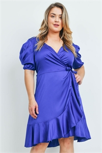C64-A-1-D2328X ROYAL PLUS SIZE DRESS 2-2-1