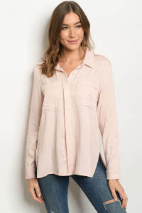 S11-19-2-T1494 BLUSH TOP 3-2-1
