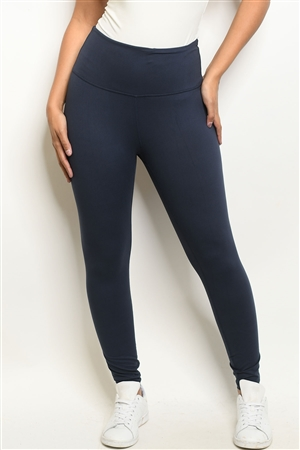 S20-6-1-L7005 NAVY LEGGINGS 1-2-2-1