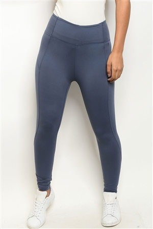 S18-6-1-L1080 BLUE DENIM LEGGINGS 2-2-2