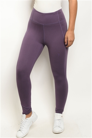 S18-6-2-L1080 VIOLET LEGGINGS 2-2-2