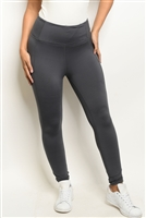 S14-4-1-L1080 CHARCOAL LEGGINGS 2-2-2
