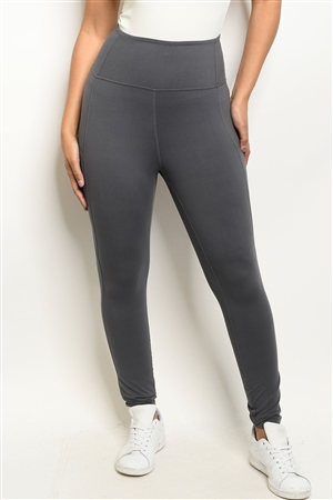 S11-20-2-L7002 CHARCOAL LEGGINGS 1-2-2-1
