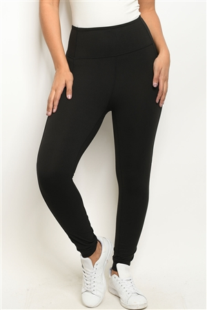 S11-20-1-L7002 BLACK LEGGINGS 1-2-2-1