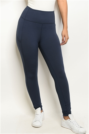 S11-20-2-L7002 NAVY LEGGINGS 1-2-2-1
