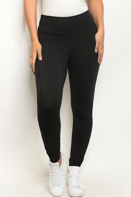 S10-14-1-L7001 BLACK LEGGINGS 1-2-2-1