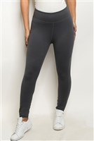 S10-14-1-L7001 CHARCOAL LEGGINGS 1-2-2-1